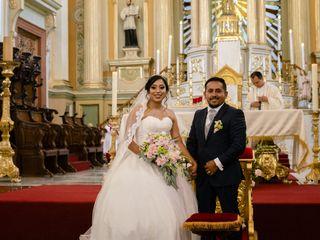 La boda de Ana y Osvaldo
