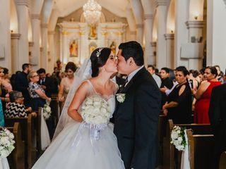 La boda de Eber y Cynthia 3