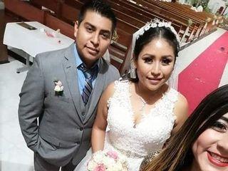 La boda de Luis y Karina 2