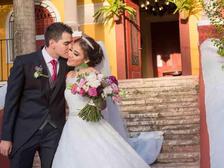 La boda de Hilda y Gabriel