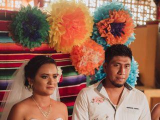 La boda de Mayali y Carlos