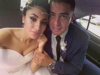 La boda de Andrea  y Jesús  3