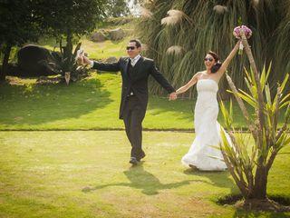 La boda de Alex y Diana 1