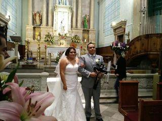 La boda de Katy  y Uzziel