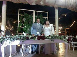 La boda de Katy  y Uzziel 2
