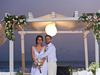 La boda de Paola y Alfonso