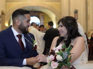 La boda de Fabiola y Luis