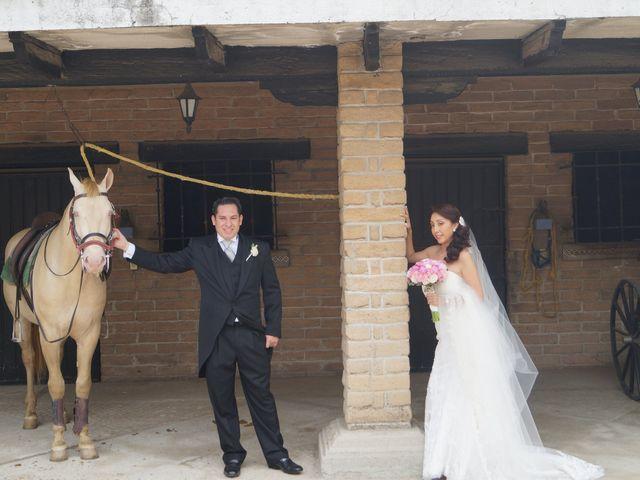 La boda de Alex y Diana