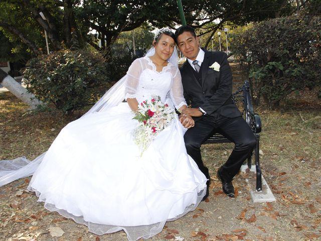 La boda de Noemy y Erik