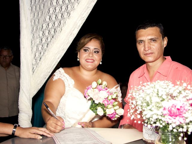 La boda de Ingrid y Virgilio