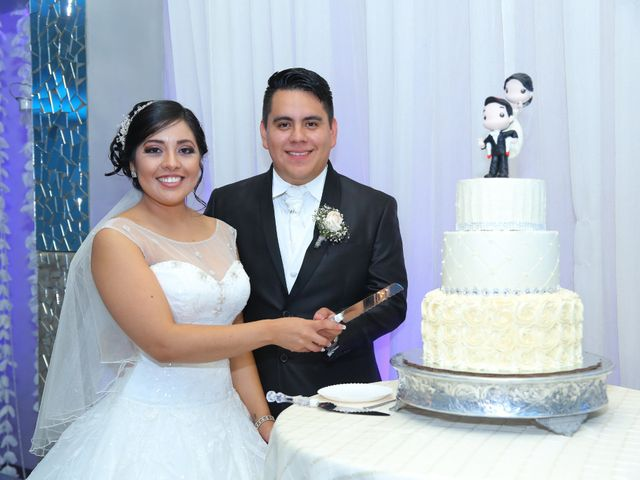 La boda de Esmeralda  y Guillermo