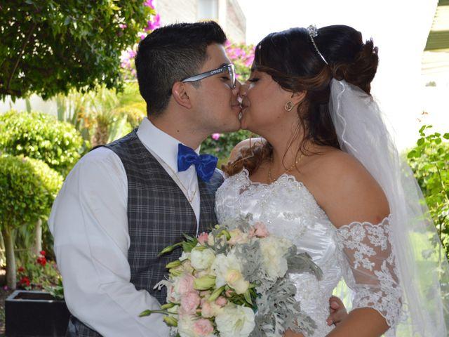La boda de Nelly y Antonio