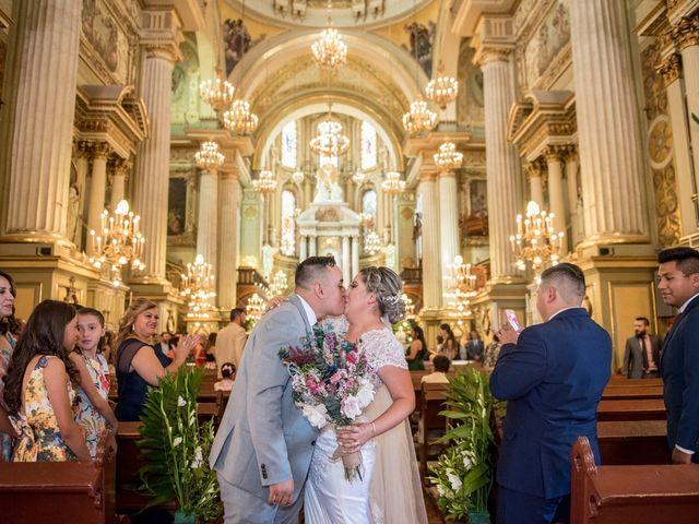 La boda de Viridiana y Fernando