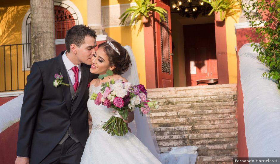 La boda de Gabriel y Hilda en Mérida, Yucatán