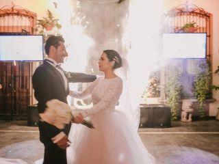 La boda de Isamar  y Luis  2