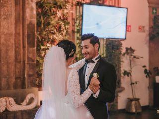 La boda de Isamar  y Luis  3