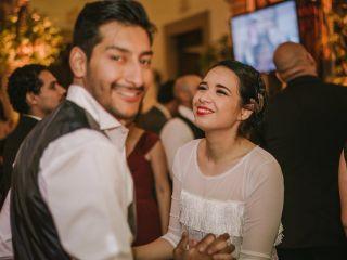 La boda de Isamar  y Luis