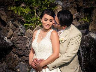 La boda de Karina y Cristian