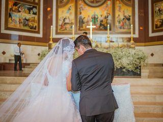 La boda de Jocelyn y Galileo
