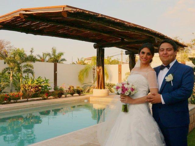 La boda de Rebeca y Ángel