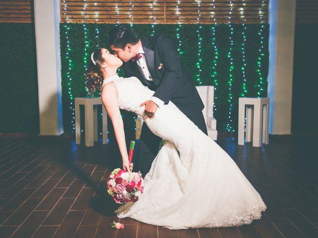 La boda de Martha y Axel
