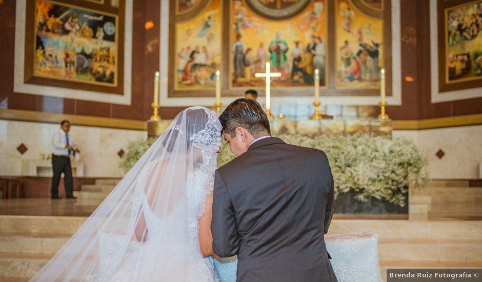 La boda de Galileo y Jocelyn en Guadalajara, Jalisco
