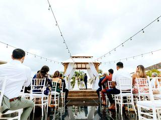 La boda de Rosalía y Raul
