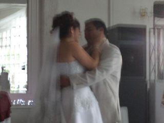 La boda de Marlene  y Efrén  1