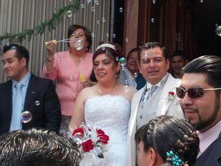 La boda de Marlene  y Efrén