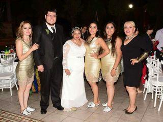 La boda de Fátima del Rosario y Víctor Hugo 1