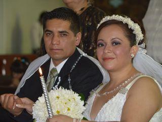 La boda de Yoana y Jorge