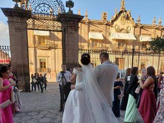La boda de Luz y Antonio 1