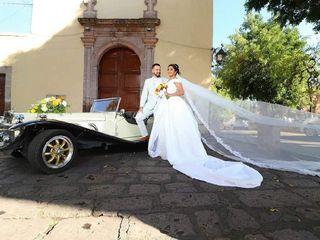 La boda de Luz y Antonio