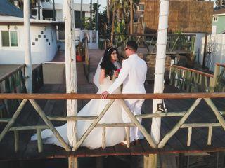 La boda de Cynthia y Michael 2