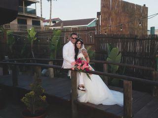 La boda de Cynthia y Michael