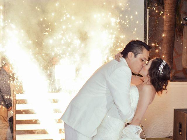 La boda de Zamantha y Daniel