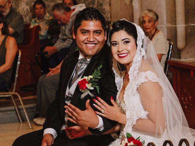 La boda de Lenny y Pablo