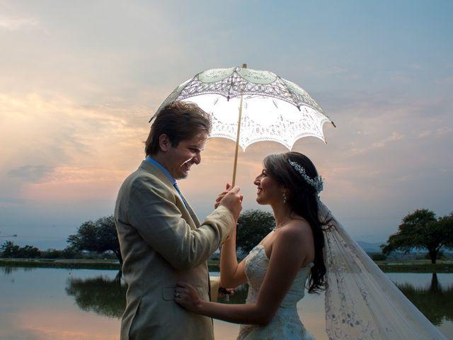 La boda de Rosma y Daniel