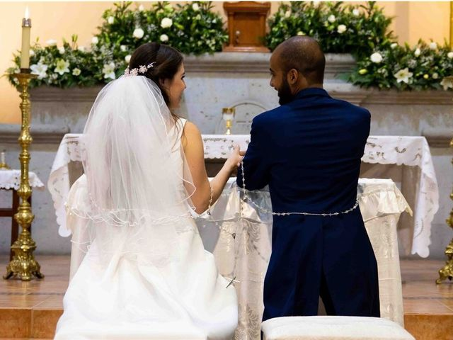 La boda de Ana y Emmanuel