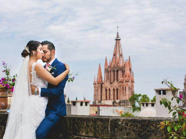 La boda de Jimena y Bernardo