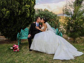 La boda de Maday y Clark