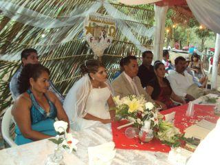 La boda de Flor y Alejandro 1