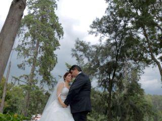 La boda de Linda y Jorge