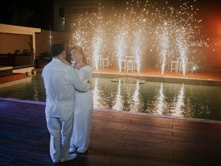 La boda de Amira y Jorge 1