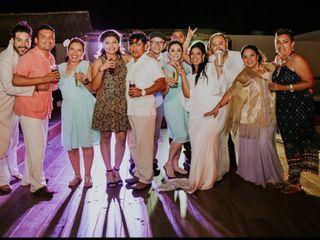 La boda de Amira y Jorge 3
