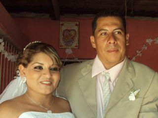 La boda de Flor y Alejandro