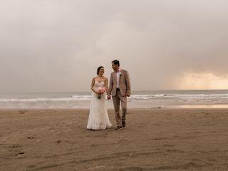 La boda de Gaby y Miguel Ángel 1