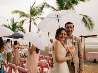 La boda de Gaby y Miguel Ángel