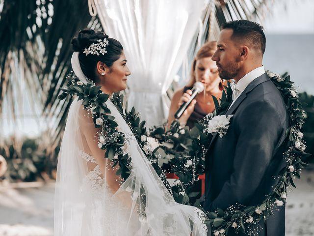 La boda de Samantha y Keith
