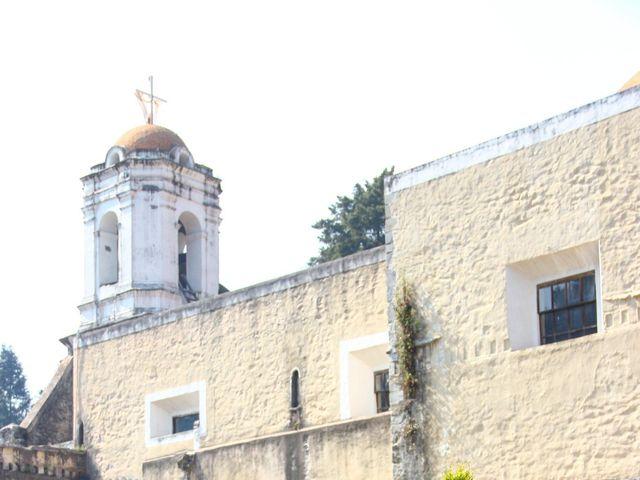 La boda de Álvaro y Grysel en Jiutepec, Morelos 3